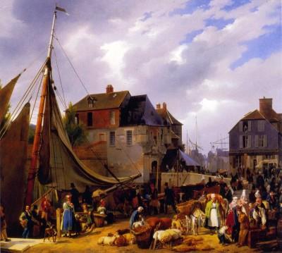 Early Modern European Market