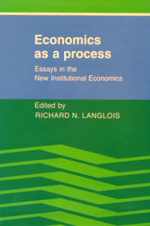 Picture of Economics as a Process by Richard N. Langlois