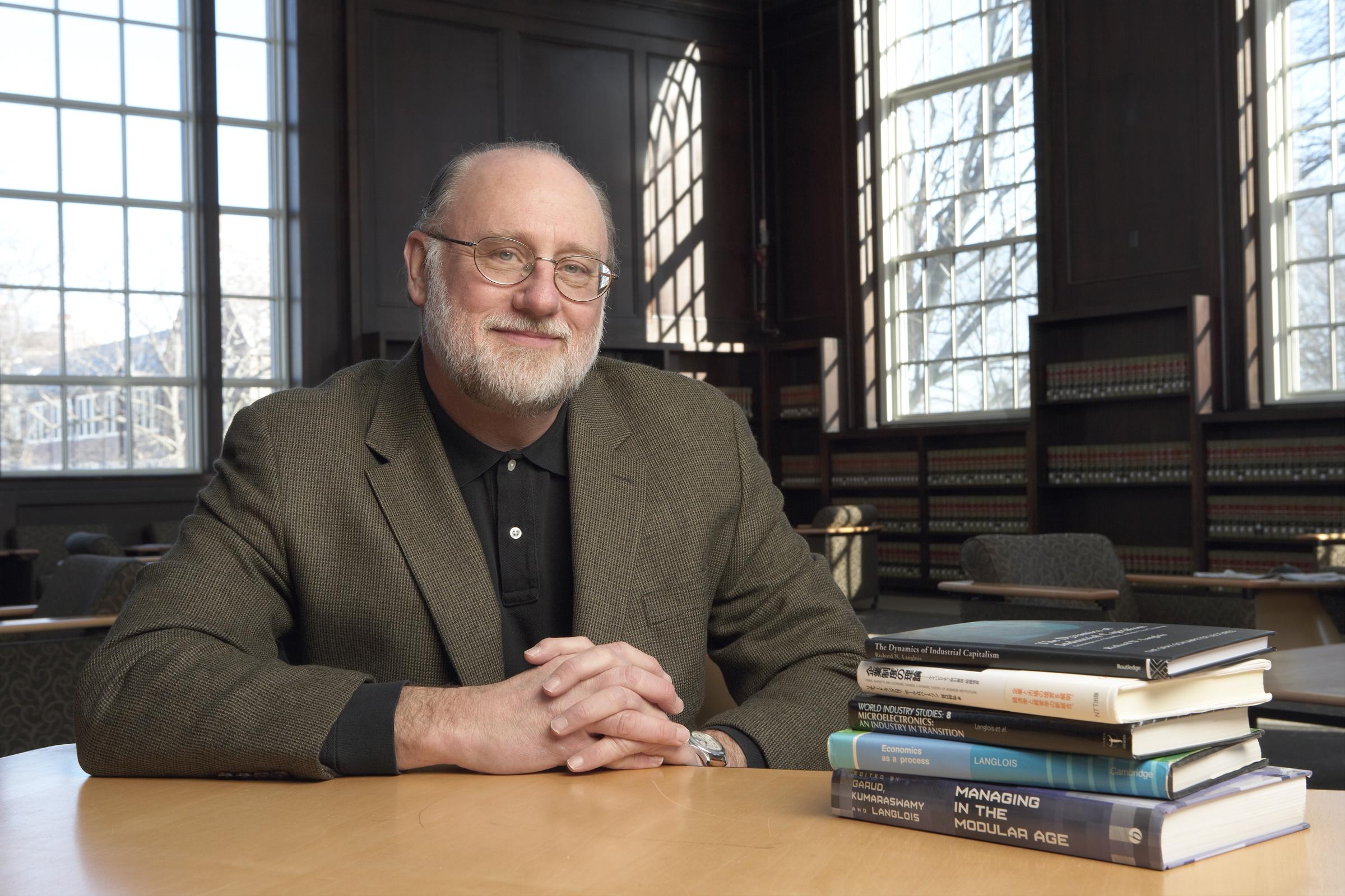 Richard N. Langlois