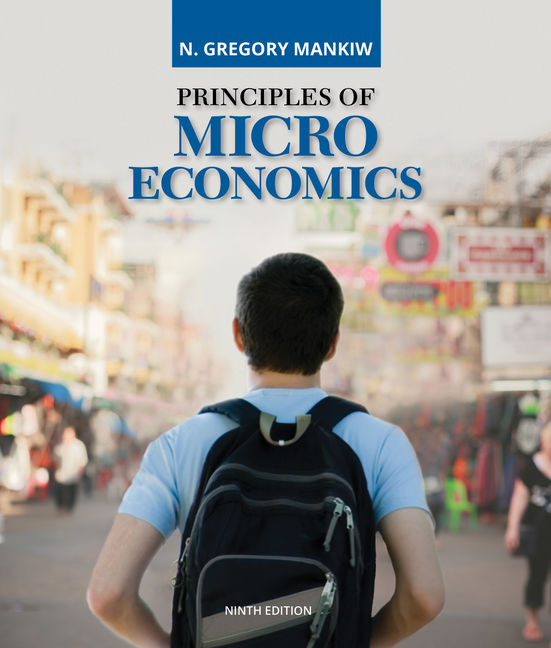 Mankiw Microeconomics Ninth Edition